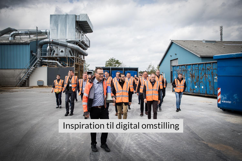 Inspiration til digital omstilling