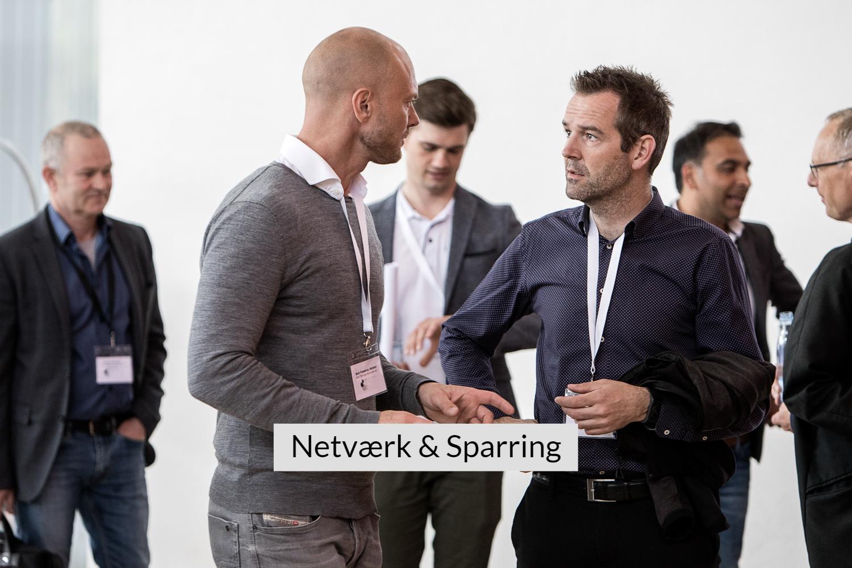 Netværk og sparring